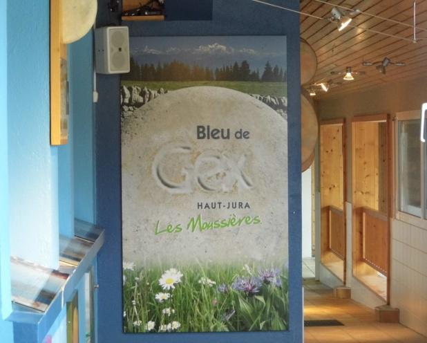 Fromage bleu Gex